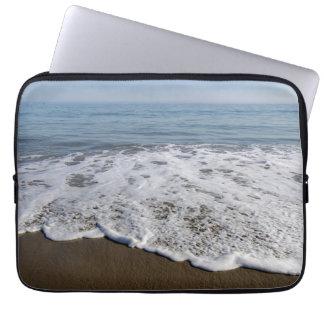 Beach/Sand/Waves Laptop Sleeve
