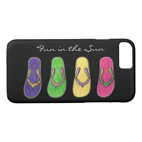 Beach Sandals iPhone 7 case