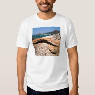 Beach Sandstone Erosion Otter Wayside T Shirts