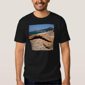 Beach Sandstone Erosion Otter Wayside Tshirts