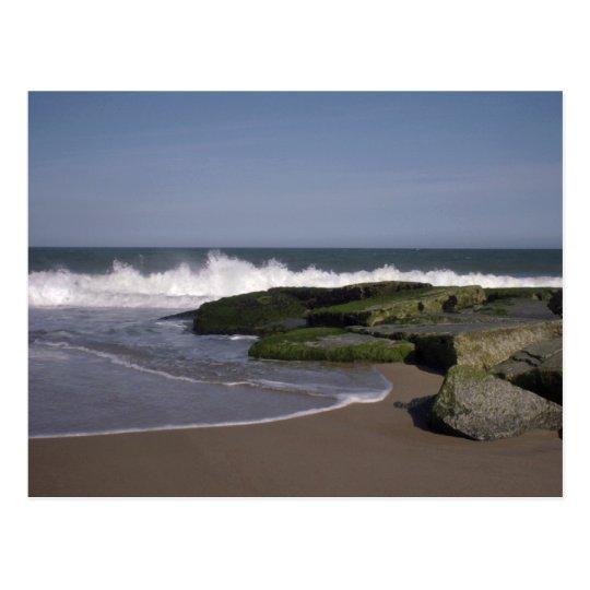 Beach Scene 2 Postcard