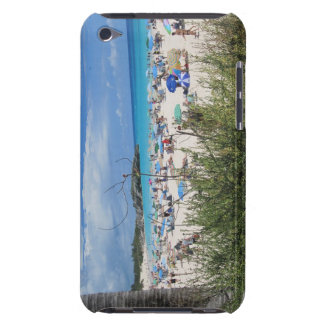 BEACH SCENE BARELY THERE iPod CASES