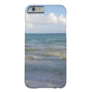 Beach Scene in Tulum, Mexico Barely There iPhone 6 Case