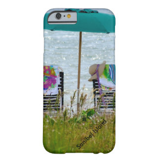 Beach scene iPhone 6 case