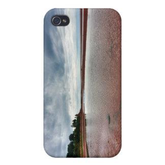 Beach Scenery - iPhone 4 Case