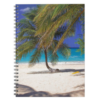 Beach Seven Mile Grand Cayman Notebook