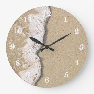 Beach Shore Clock