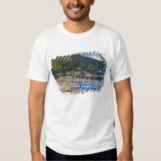 Beach side at Leverick Bay Resort & Marina, T Shirt