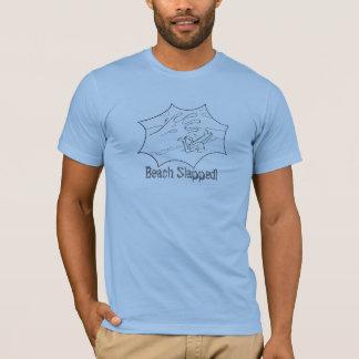 Beach Slapped Surfer T-Shirt