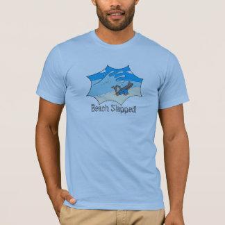 Beach Slapped Surfer Wipeout? T-Shirt