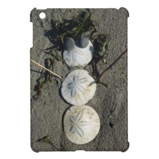 Beach Snowman iPad Mini Covers