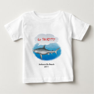 "Beach Souvenir ""Got TOURISTS"" shirts"