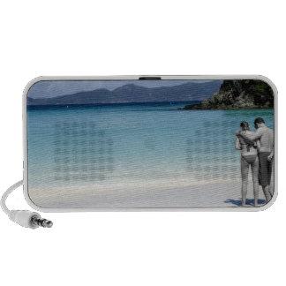 beach notebook speaker