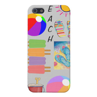 Beach Speck Case Cover For iPhone 5