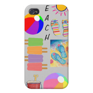 Beach Speck Case iPhone 4/4S Covers