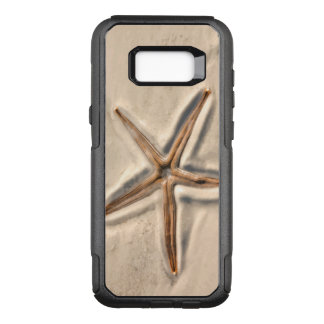 Beach Starfish OtterBox Commuter Samsung Galaxy S8+ Case