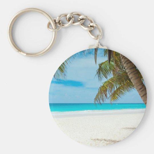 Beach Style Key Ring