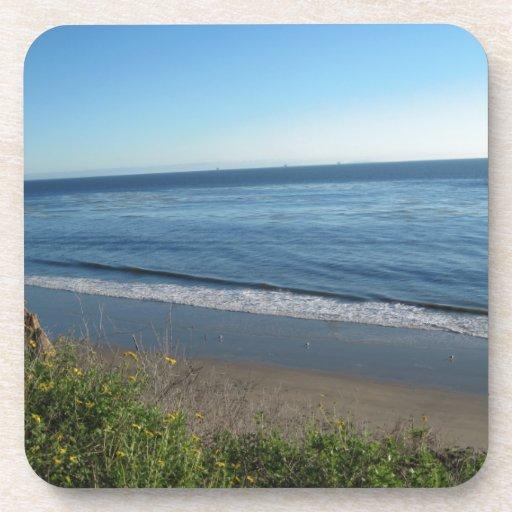 Beach, Summerland, California Coaster