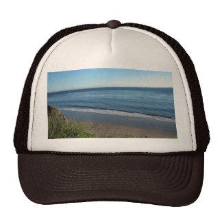 Beach, Summerland, California Hats