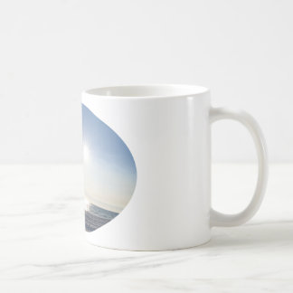 Beach&Sun Basic White Mug