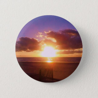 Beach sunrise button