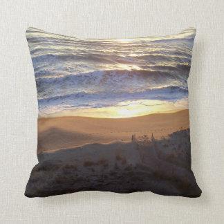 Beach Sunrise Cushion