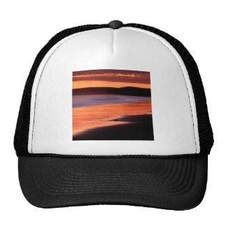 Beach Sunset Drakes Bay Marin Hat