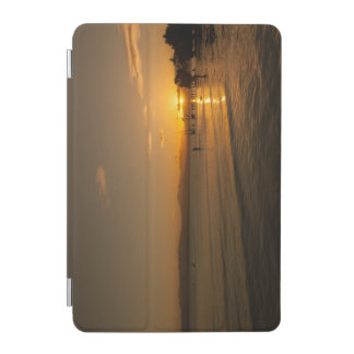 Beach Sunset iPad Cover