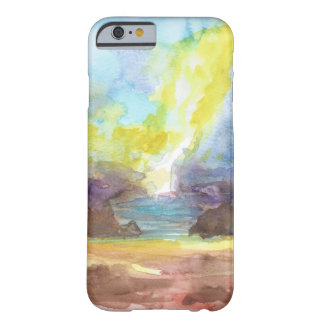 'Beach Sunset' iPhone 6 Case Barely There iPhone 6 Case