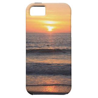 Beach Sunset over the Ocean Tough iPhone 5 Case