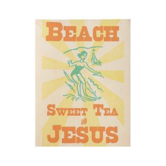 Beach Sweet Tea and Jesus