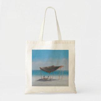 Beach Tent 2012 2 Tote Bag