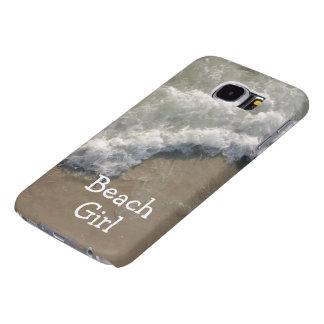 Beach Theme Samsung Galaxy S6 Cases