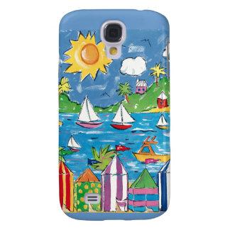 Beach Time i-  Galaxy S4 Case