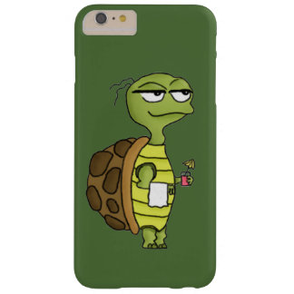 Beach Tortoise Barely There iPhone 6 Plus Case