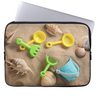 Beach Toys Laptop Sleeve