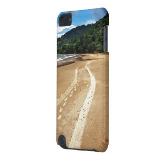 beach tracks iPod touch (5th generation) case