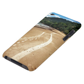 beach tracks iPod touch covers