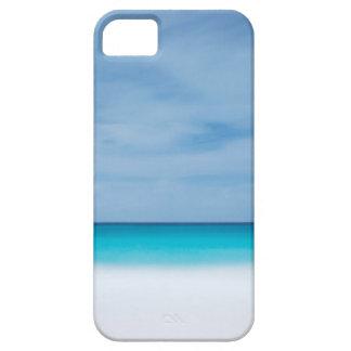 Beach tropical horizon ocean paradise sea photo iPhone 5 cover