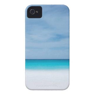 Beach tropical horizon ocean paradise sea photo Case-Mate iPhone 4 cases