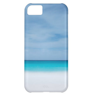 Beach tropical horizon ocean paradise sea photo iPhone 5C case