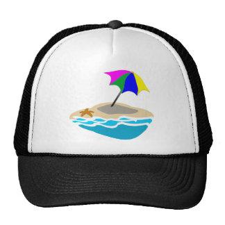 Beach Umbrella Cap