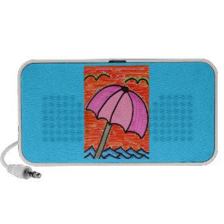 Beach Umbrella Speakers