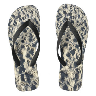beach unisex flip flops by DAL