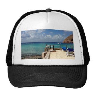 Beach Vacation Cap