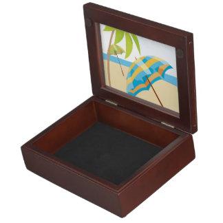 Beach Vacation Memory Boxes