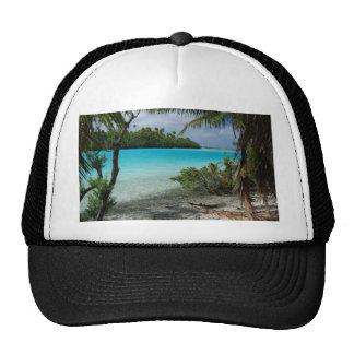Beach Vacation Paradise Hats