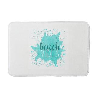 Beach Vibes Bath Mat