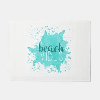 Beach Vibes Door Mat
