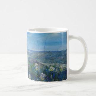 Beach View by Melanie Beer Coffee Mug